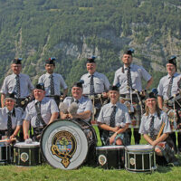 Glaronia Pipes and Drums